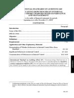 a016 2012 Iaasb Handbook Isa 265