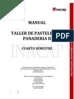 Manual PASTELERIA Y PANAERIA SENA