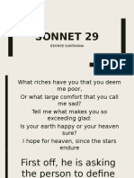 SONNET 29.pptx