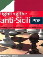 Richard Palliser - Fighting the Anti-Sicilians - Everyman (2007)