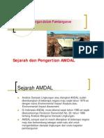 Aspek Lingk Kuliah 9