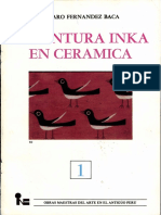 La Pintura Inka en La Cerámica
