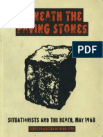 Dark Star Beaneath the Paving Stones Situationists and the Beach May 1968