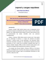 Postura corporal y cargas raquídeas.pdf