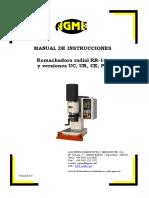 MANUAL DE INSTRUCCIONES AGME