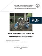 Separataenfermedades Infecciosas2014publicacionguía de Estudio