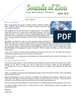 June2010 Newsletter