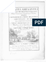 Chedeville Sonatas Op5