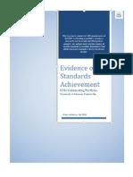 Standards Paper Revised 2
