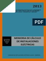 5.- CALCULO ELECTRICOooo