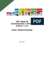 1001 Ideas de Comunicación y Ventas Por Daniel Colombo