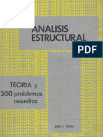 Analisis Estructural Teoria y200 Problemas Resueltos
