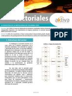 Metalurgia en Colombia Julio Del 2015 (Aktiva)
