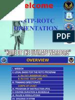1. Rotc Xu Orientation