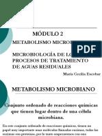 Módulo 3 METABOLISMO Y MICROBIOLOGÍA DE PTAR.pdf