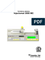 Fresenius Injectomat 2000 MC - Service Manual