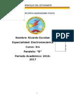 Formato Portafolio Del Estudiante VOLTA Ricardo