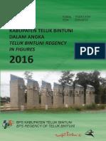 Kabupaten Teluk Bintuni Dalam Angka 2016