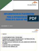 Proyecto de Plan Maestro