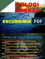 Hidrologia General Escurrimiento-1