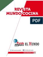 Revista Mundo Cocina