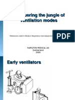 Basics of Ventilation