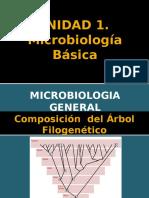 Unidad 1. Introduccion a La Microbiologia
