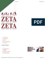 Los viajes a la India de Margo Glantz | ZETA | Libre Como el Viento
