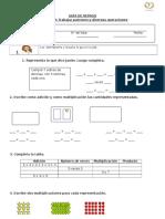 Guía de Repaso Tercer multiplicación y división del 7 y 9