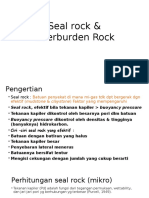 Seal Rock & Overburden Rock
