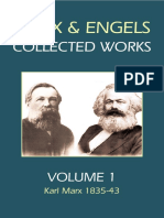 Marx & Engels Collected Works Volume 1_ Ka - Karl Marx.pdf