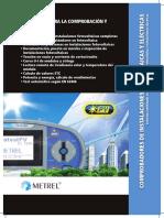 Metrel_Comprobadores de Instalaciones FV