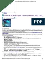 Creación de Servicios Web Con Netbeans y Glassfish – JAVA y PHP _ Programador PHP