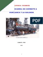 Ferrocarril de Chimbote