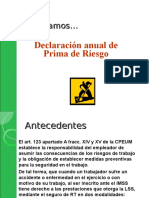 Determinacion de IPP ITP