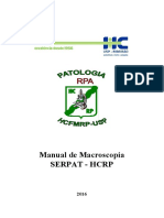 Manual de Macroscopia