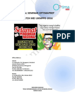 Soal Seminar Batch Mei 2016 Optimaprep