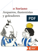 Arqueros, Ilusionistas y Golead - Osvaldo Soriano