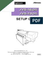 Setup Guide Jv5