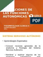 5.- Sistema Nervioso Autonomo - SNP