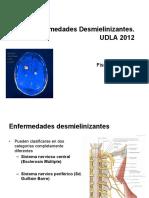 11.- Enfermedades Desmielinizantes. UDLA 201211
