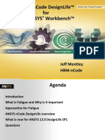 ANSYS NCode DesignLife - Mentley
