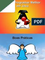 Como Programar Melhor Em Java