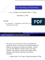 Lecture 08 - State Dependence and Projection Bias 1 (2)