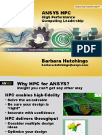 Ansys Hpc - August 2011 (1)
