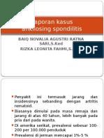 Lapsus Ankilosing Spondilitis Rizka Nova