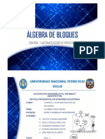 Álgebra de Bloques Diapositivas