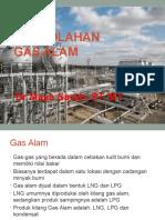 Pengolahan Gas Alam