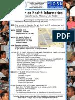 Health Informatics Seminar