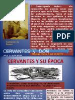 Cervantes y Su Obras